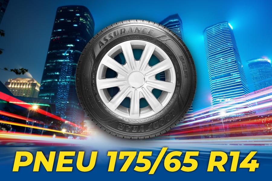 pneu 175/65 R14 | ABC Pneus | Rio de Janeiro