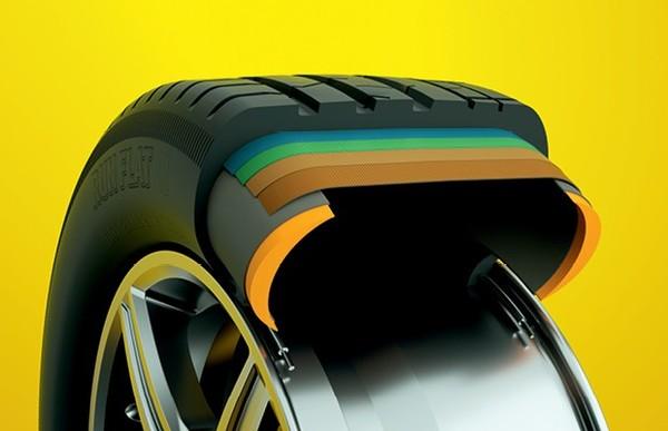 o que é pneu run flat   ABC Pneus   Rio de Janeiro