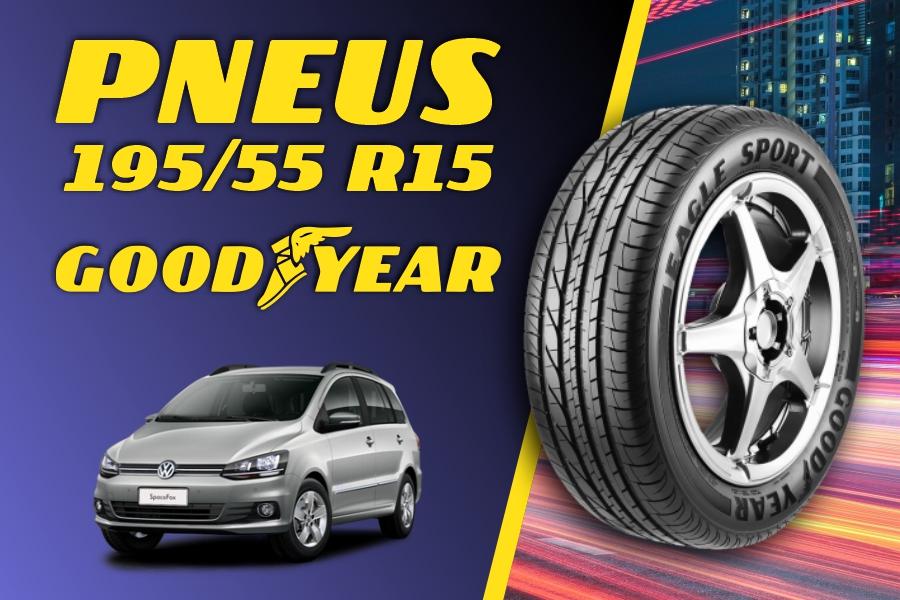 Onde comprar pneu 195/55 R15 | ABC Pneus | Rio de Janeiro